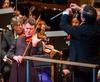 "Maxim Vengerov performed the ""Butterfly Lovers Concerto"" with Long Yu conducting the New York Philharmonic Tuesday night."