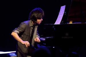 Taka Kigawa at Le Poisson Rouge. On Monday he tackled all 18 of Ligeti's elegant and playful piano études.