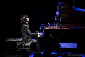 Taka Kigawa performs music of Debussy, Tristan Murail, and Marco Stroppa at (le) Poisson Rouge.