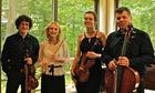 Thibaud Trio: Burkhard Maiss (violin), Hannah Strijbos (viola) & Bogdan Jianu (cello) with Eugenia Zukerman (flute)