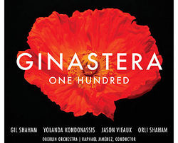 Ginestera - One Hundred