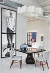 "A ""Stand Up"" of Andy Warhol by Christopher Makos"