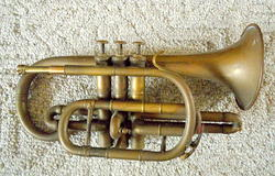 F. Besson/ London Bb cornet