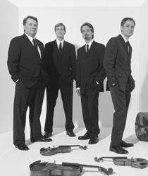 Emerson String Quartet to Perform at Carnegie Hall | Emerson String
