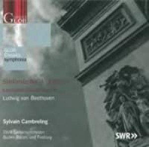 Beethoven: Symphony No  3 & Leonora Overture No  1   Sylvain Cambreling