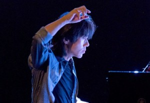 Taka Kigawa is to play all of Pierre Boulez's solo piano works.