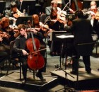 Clancy plays Barber Concerto with the South Florida Symphony.