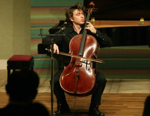Clancy plays Ligeti Solo Sonata in Korea.