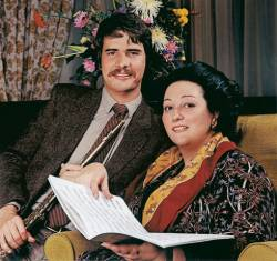 Wilson and Caballé, photographed for <em>Opera News</em> in 1980 by Frank Schramm