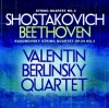 "Beethoven String Quartet Op. 59, No. 2 ""Rasumovsky""