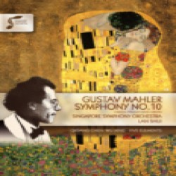 Mahler Symphony No. 10 (comp. Clinton Carpenter) / Singapore Symphony