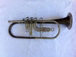 Early Mid-19th Century Trumpet