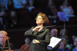 BBC Proms debut, BBC Concert Orchestra, Royal Albert Hall, July 20, 2014.