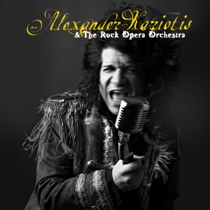 Alexander Kariotis new CD