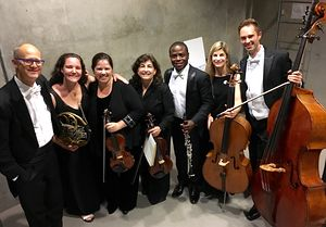 Whitney Crockett, Jennifer Montone, Juliana Athayde, Aloysia Friedmann, Anthony McGill, Karen Freer, and Jeffrey Beecher