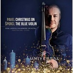 Pavel Sporcl's Christmas album, released by Universal