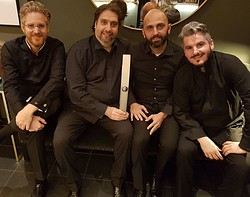 with the Echo Klassik 2017