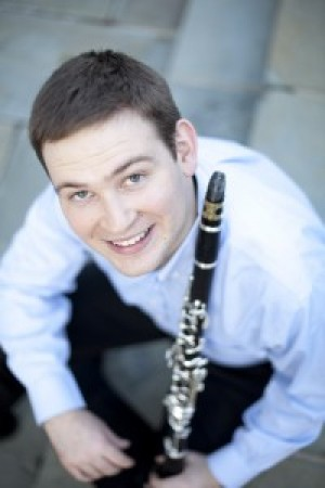 Rob Patterson, clarinet
