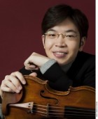 Outstanding Ysaye from Paul Huang