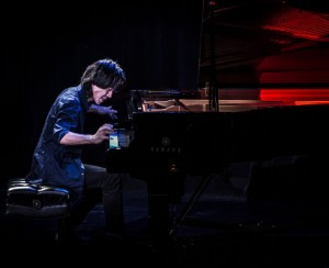 Taka Kigawa performed the complete piano works of Pierre Boulez Monday night at Le Poisson Rouge.
