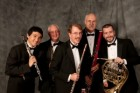 Cumberland Quintet: Roger Martin, flute; Wonkak Kim, clarinet; James Lotz, bassoon and Jeremy Hansen, horn, and William Woodworth, oboe.