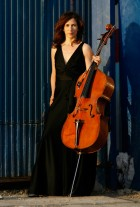 Press Photo - Standing with Cello