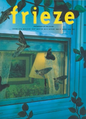 Frieze issue 21 March-April 1995