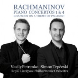 Rachmaninov Piano Concertos Nos. 1 and 4 / Rhapsody on a Theme of Paganini