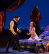 "David Daniels as Julius Caesar and Natalie Dessay as Cleopatra in Handel's ""Giulio Cesare"" at the Metropolitan Opera"