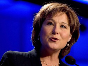 Premier of BC, Christy Clark