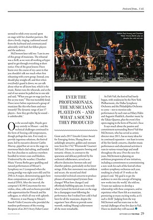 Strad Magazine September 2019 Edition