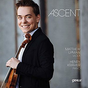 Ascent - CD Cover