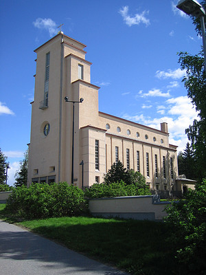 Taulumäki Church