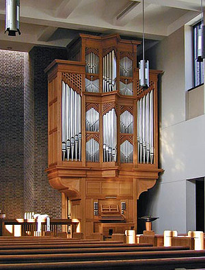 Richards, Fowkes & Co. Organ (1999)
