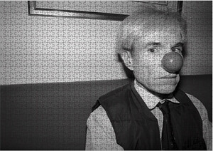 Andy Clown Nose Puzzle